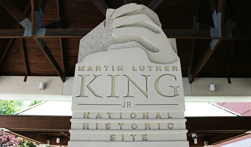 Martin Luther King Jr Atlanta Historic Site