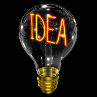 Amicomario il genio della lampada a incandescenza un for Lampada a lampadina