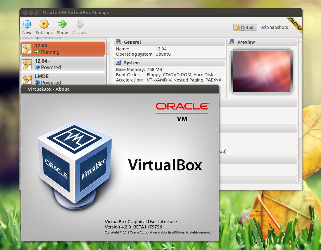 Download VirtualBox 4 2 Beta 1 ~ Web Upd8: Ubuntu / Linux blog