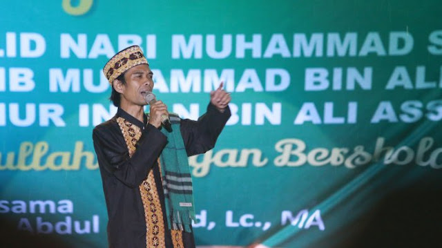 Unggah Video Azan, Alur Suara Ustaz Abdul Somad Disebut Netizen Mirip dengan Bilal