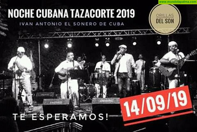 Noche cubana en Tazacorte