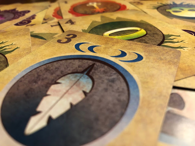 Antinomy Review Card Game Wallet Game by Button Shy Games, Review and Image by Benjamin Kocher