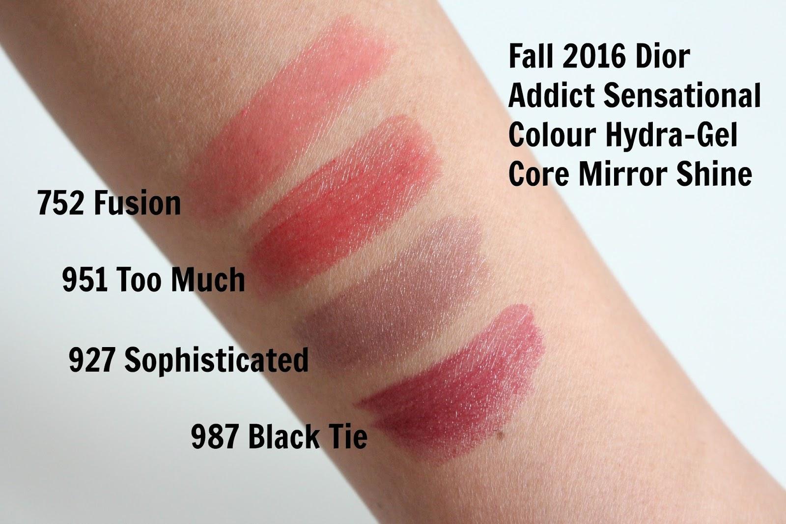 Addict Lipstick Hydra-Gel Core Mirror Shine by Dior #7