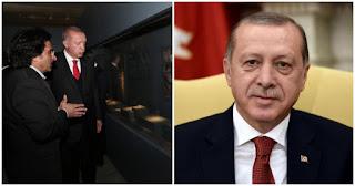 Ερντογάν: «Η Τροία είναι μέρος της ιστορίας μας» (Βίντεο)