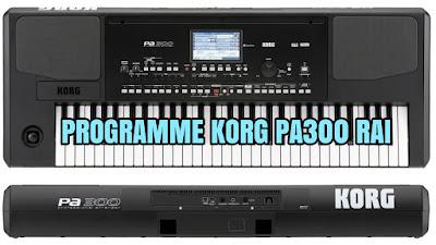 Télécharger Programme Rai Korg Pa300 Original Gratuit
