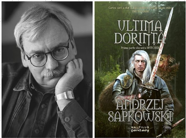 Ultima dorinta de Andrzej Sapkowski