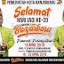 Selamat Hari Jadi Ke - 20 Kota Banjarbaru