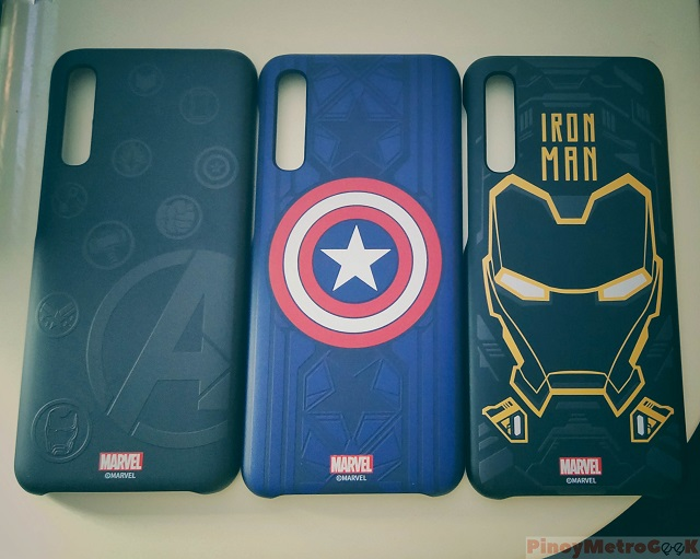 SAMSUNG Galaxy Friends x MARVEL Smart Covers now available! | Pinoy