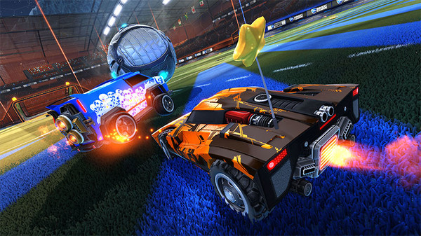 Rocket League Anniversary PC Full Version Screenshot 2