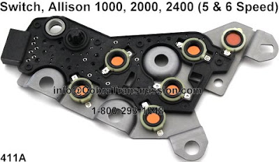 Allison B B B Bswitch Bpressure Bmanifold on Allison Transmission Pressure Sensor