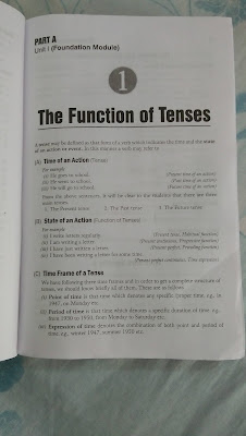 Snapshot-1 The Function Tenses