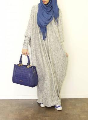 Model Baju Muslim Syar'i