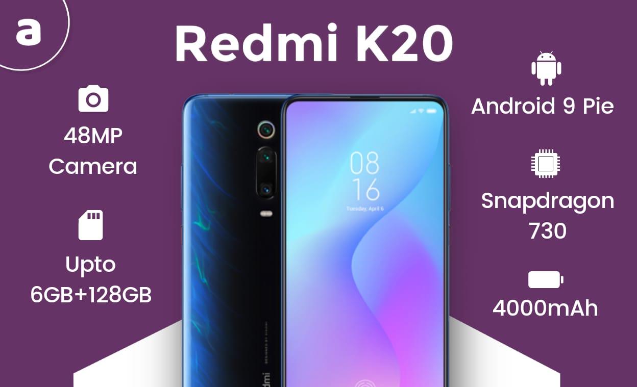 Redmi K20 Features