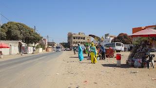 Dakar suburb