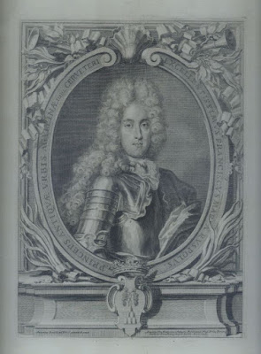 Francesco Maria Marescotti Ruspoli, first prince of Cerveteri for whom Handel wrote Aminta e Fillide