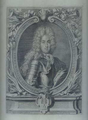 Francesco Maria Marescotti Ruspoli, first prince of Cerveteri for whom Handel wrote Aminta e Fillide