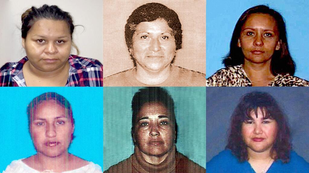 Las seis mujeres del narco que la DEA no ha podido atrapar en años.