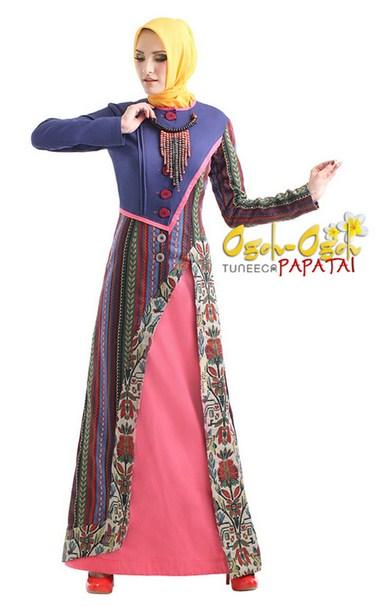 Model Baju Muslim Rancangan Ivan Gunawan Terbaru