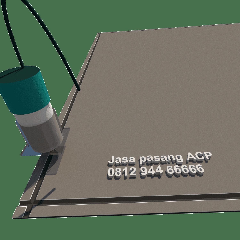 Pabrikasi Aluminium composite panel