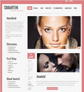 Smartin 2 Joomla 3.0 Template
