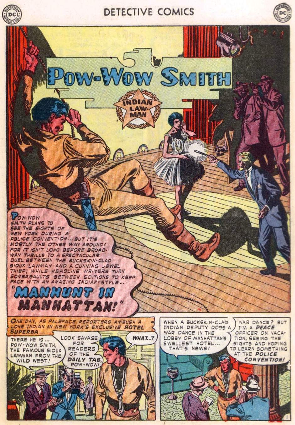 Detective Comics (1937) 183 Page 34