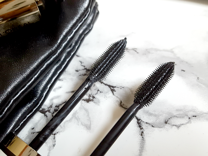 Bürsten: L´Oréal Volume Million Lashes Mascaras Black & Extra Black - ca. 10.- Euro
