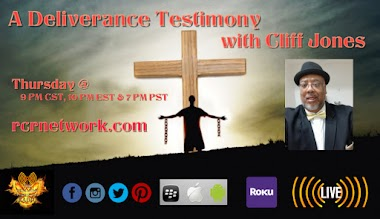 A Deliverance Testimony with Cliff Jones