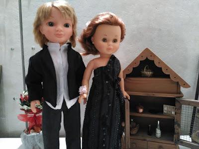 ropa para Nancy y Lucas de Famosa