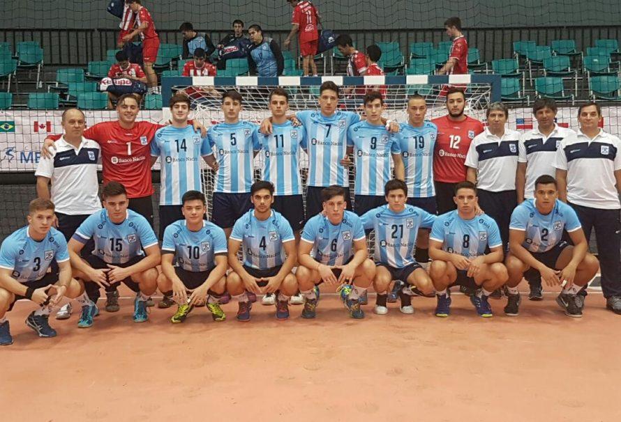 Argentina handball mundial juvenil Georgia 2017