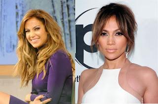 Cabellos de Jennifer Lopez