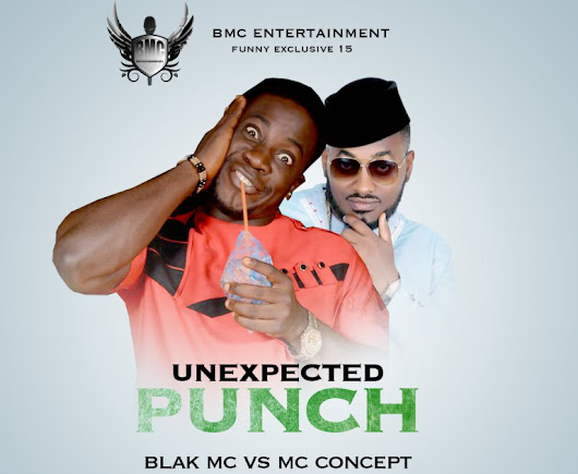 @BlakMcJ & Mc Concept – Unexpected Punch (Funny Exclusive 15)