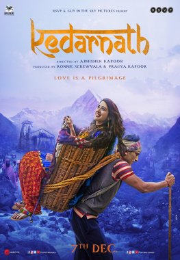 Sushant Singh Rajput, Sara Ali Khan Hindi movie Kedarnath 2018 wiki, full star-cast, Release date, Actor, actress, Song name, photo, poster, trailer, wallpaper