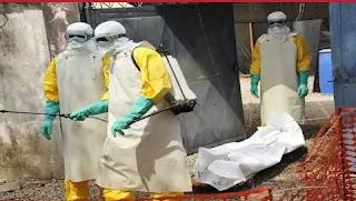 new Ebola case in DR Congo