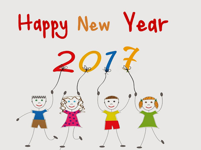 Greeting Cards Of Happy New Year 2017