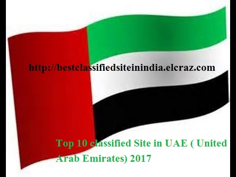 UAE Classifieds Sites List 2019 | Top 100 Post Free Classified Sites