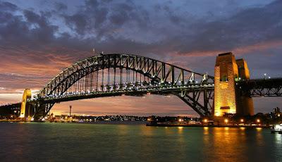 Australian visa application form