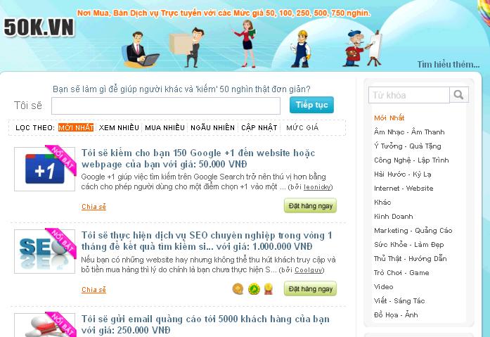 Giới thiệu. www.50k.vn