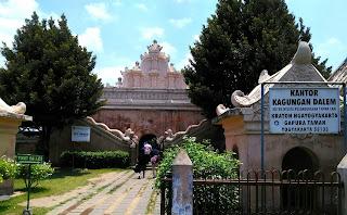 Situs Taman Sari
