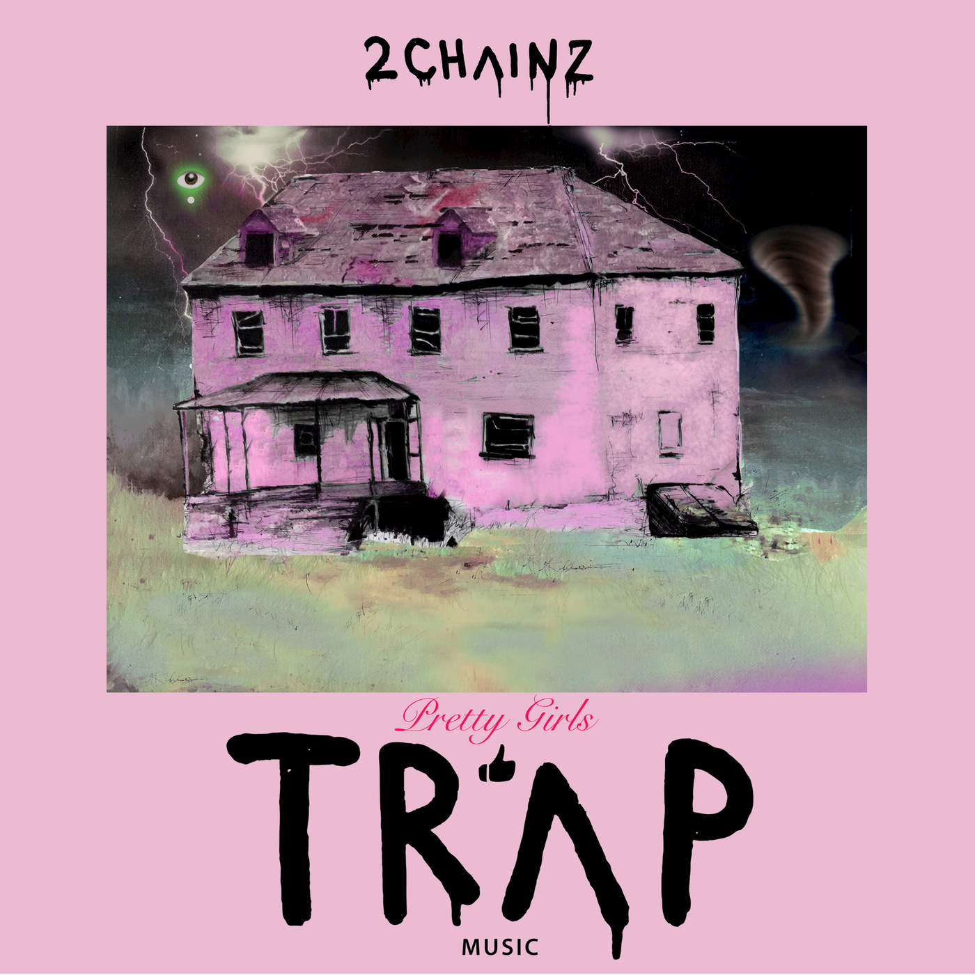 2 Chainz - Pretty Girls Like Trap Music Cover