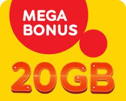 Paket Internet Indosat Ooredoo 4GB harga 20.000