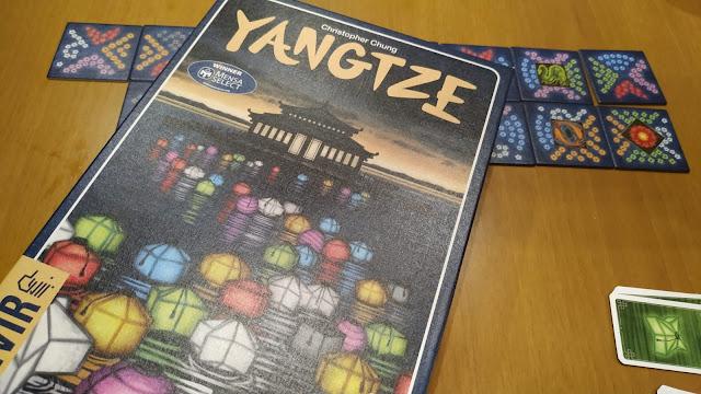 """""""Yangtze"""", il festival delle lanterne si fa gioco da tavolo"""