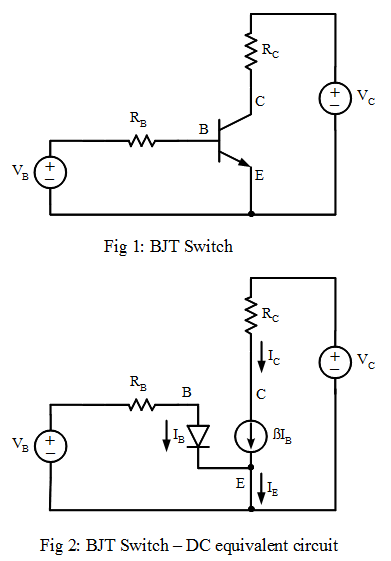 basic mosfet switch