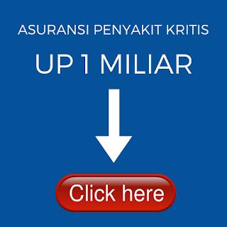 Asuransi Penyakit Kritis Allianz Dengan Uang Pertanggungan 1 Miliar