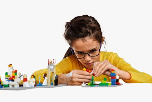 "Nueva gama de LEGO® Education ""Ignite Learning - Encender la chispa del aprendizaje"""