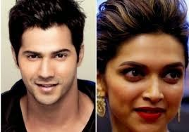 New Upcoming movie The Fault in our stars remake star Varun Dhawan, Deepike Padukone poster