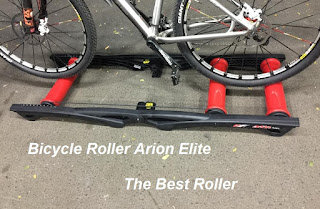 Arion Elite the best roller trainer in the world