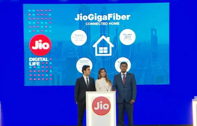 Jio GigaFiber Combo Plan at Rs. 600 every Month to Offer Broadband, Landline, TV Services: Report