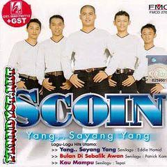 Scoin - Yang.. Sayang Yang (1998) Album cover