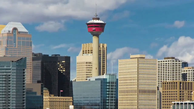Calgary Tower em Calgary