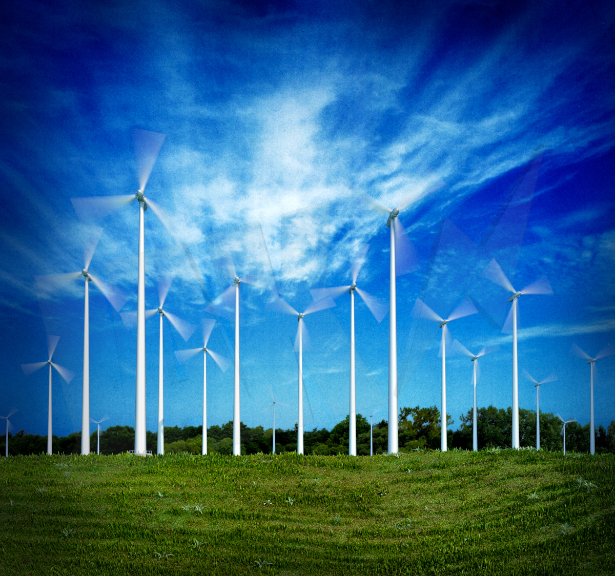 Jonathan Kaplan Green Energy 3d Renderings Of Wind